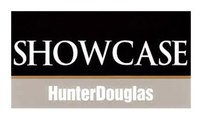 hunter douglas showcase logo
