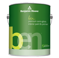 benjamin moore ben interior paint semi gloss