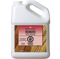 benjamin moore exterior stain prep remove product
