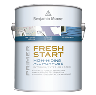benjamin moore fresh start high hiding primer paint