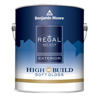 benjamin moore regal exterior paint soft gloss