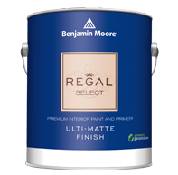 benjamin moore regal select interior paint matte