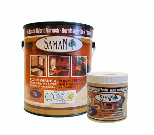 saman oil based hybrid varnish